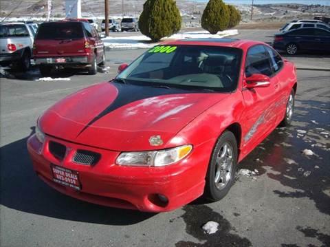 1997 Pontiac Grand Prix for sale in Carson City, NV