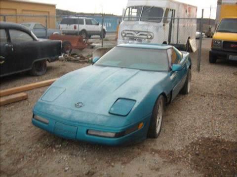 1993 chevrolet corvette for sale nevada for Budget motors reno nv