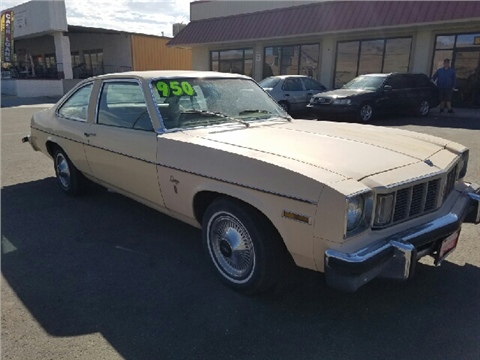 1978 Oldsmobile Omega for sale in Carson City, NV
