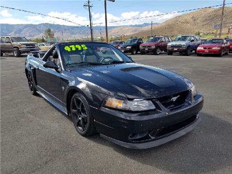 2003 ford mustang for sale nevada for Eagle valley motors carson city nv
