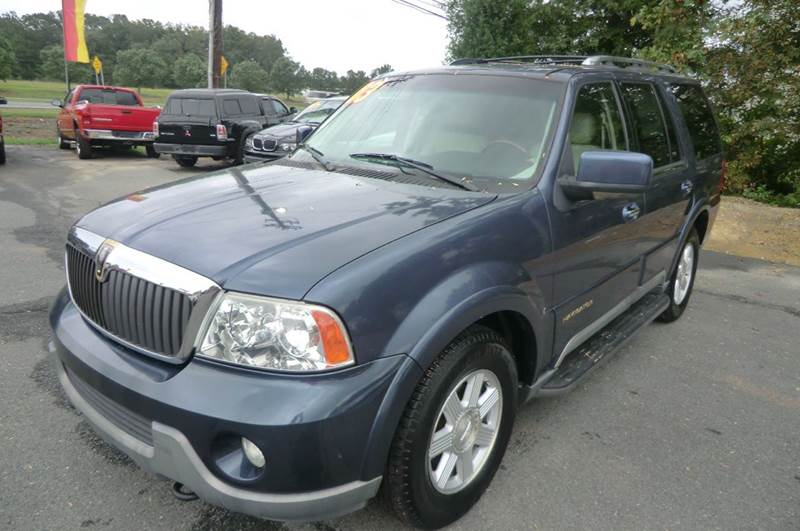 2003 lincoln navigator for sale in maine. Black Bedroom Furniture Sets. Home Design Ideas