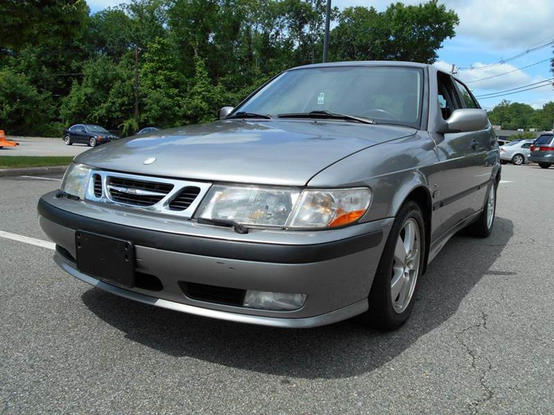 2002 saab 9 3 4dr se turbo hatchback in vauhxall nj all auto x change. Black Bedroom Furniture Sets. Home Design Ideas