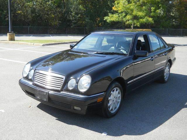 1999 mercedes benz e class awd e320 4matic 4dr sedan in for Mercedes benz e320 1999