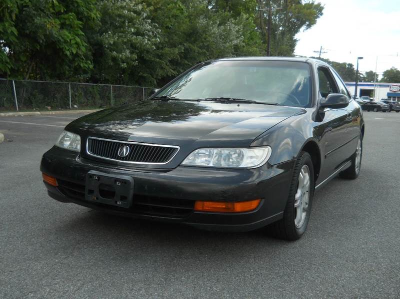 1998 acura cl 2 3 2dr coupe in vauhxall nj all auto x change. Black Bedroom Furniture Sets. Home Design Ideas