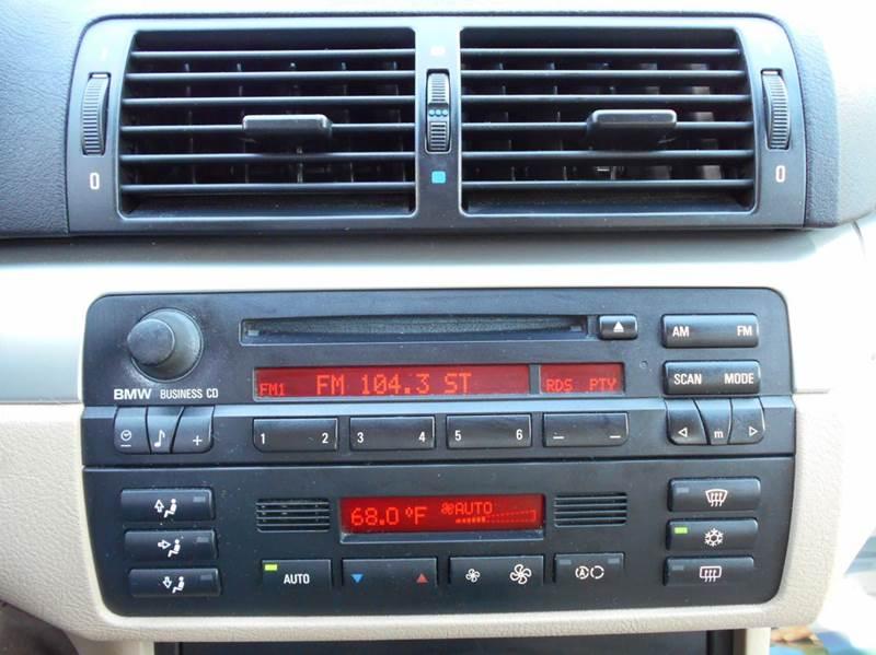 2003 BMW 3 Series 325i 4dr Sedan - Vauxhall NJ