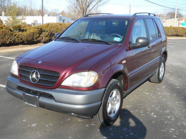 1998 mercedes benz m class ml320 in vauhxall nj all auto for Mercedes benz fairfield nj