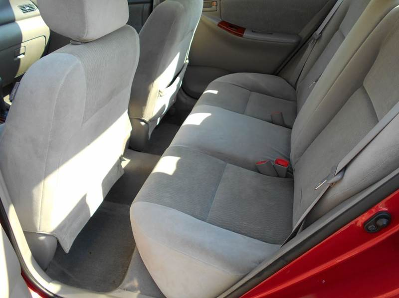 2008 Toyota Corolla LE 4dr Sedan 4A - Vauxhall NJ