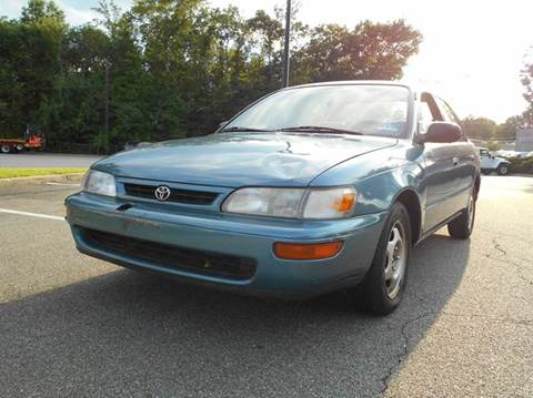 1996 toyota corolla for sale kansas city mo. Black Bedroom Furniture Sets. Home Design Ideas