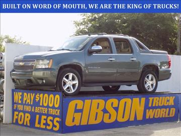 2011 Chevrolet Avalanche for sale in Sanford, FL