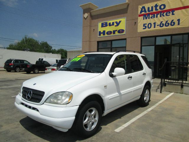 2001 mercedes benz m class ml320 awd 4matic 4dr suv in for Mercedes benz oklahoma city service