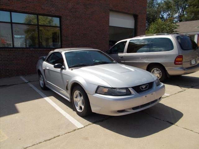 Used 2004 ford mustang for sale for Ford motor credit franklin tn