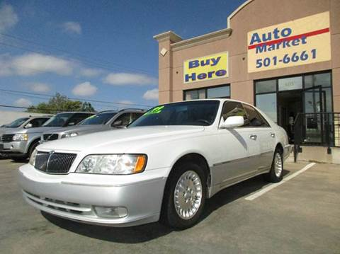 1999 Infiniti Q45 for sale in Oklahoma City, OK