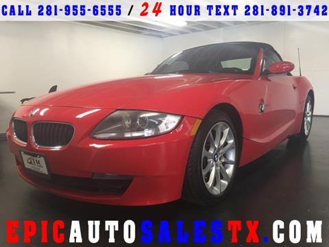 2008 BMW Z4 for sale in Cypress, TX