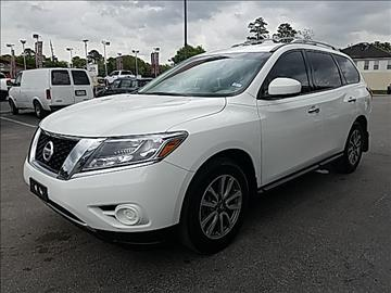 2015 Nissan Pathfinder for sale in Cypress, TX