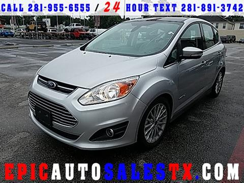 2016 Ford C-MAX Hybrid for sale in Cypress, TX