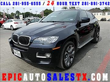 2014 BMW X6 for sale in Cypress, TX
