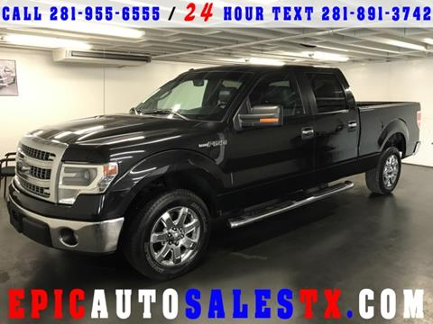 2014 Ford F-150 for sale in Cypress, TX