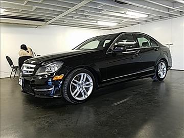 2013 Mercedes-Benz C-Class for sale in Cypress, TX
