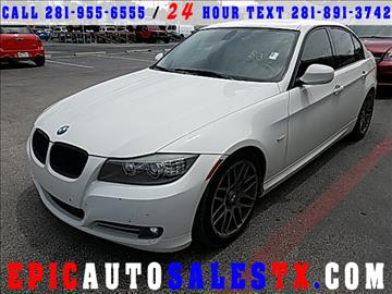 2011 BMW 3 Series for sale in Cypress, TX