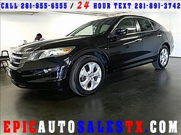 2011 Honda Accord Crosstour for sale in Cypress, TX