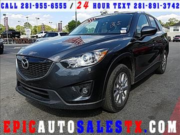 2015 Mazda CX-5 for sale in Cypress, TX