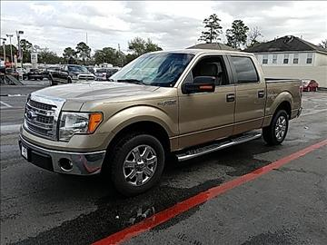 2013 Ford F-150 for sale in Cypress, TX