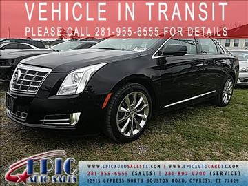 2013 Cadillac XTS for sale in Cypress, TX