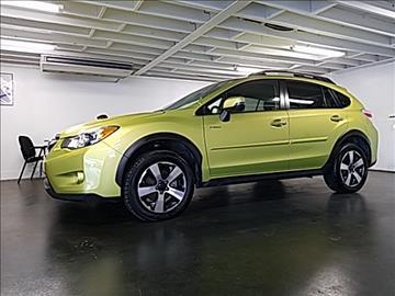 2014 Subaru XV Crosstrek for sale in Cypress, TX