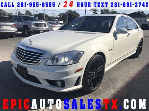 2009 Mercedes-Benz S-Class for sale in Cypress, TX