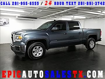 2014 GMC Sierra 1500 for sale in Cypress, TX