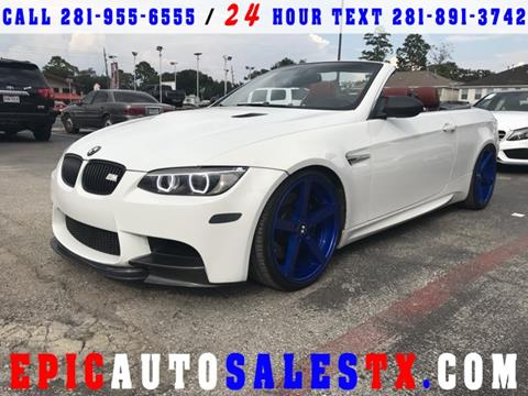 2008 BMW M3 for sale in Cypress, TX