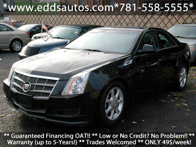 Used 2008 cadillac cts for sale for Infinity motors gainesville ga
