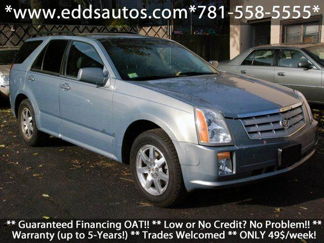 2007 Cadillac SRX for sale in Saugus MA