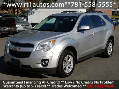 2010 Chevrolet Equinox for sale in Saugus, MA