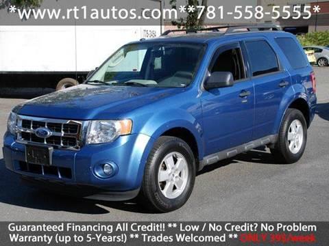 2010 Ford Escape for sale in Saugus, MA