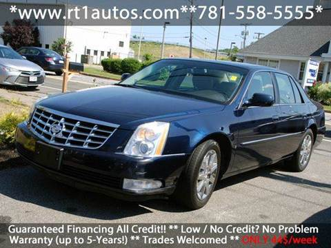 2009 Cadillac DTS for sale in Saugus, MA