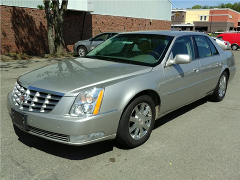 2008 Cadillac DTS for sale in Saugus, MA