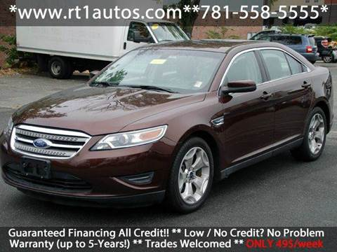 2012 Ford Taurus for sale in Saugus, MA