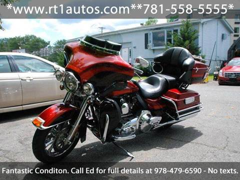 2009 Harley-Davidson Screamin Eagle for sale in Saugus, MA