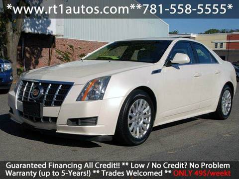 2012 Cadillac CTS for sale in Saugus, MA
