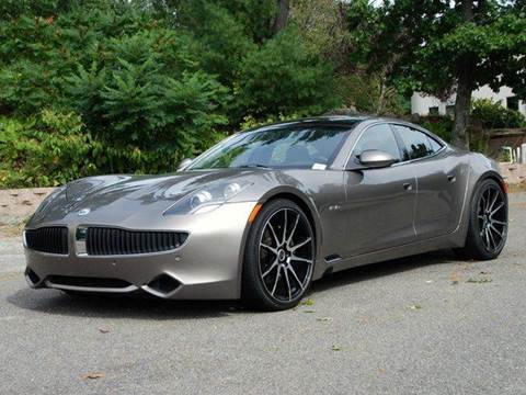 2012 Fisker Karma for sale in Saugus, MA