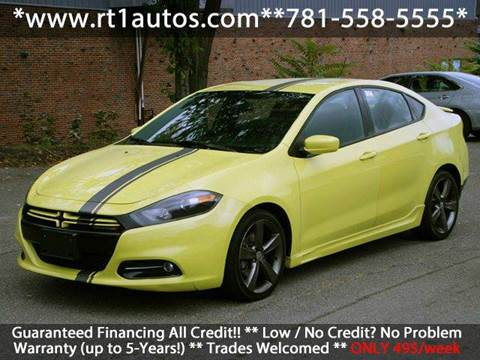 2013 Dodge Dart for sale in Saugus, MA
