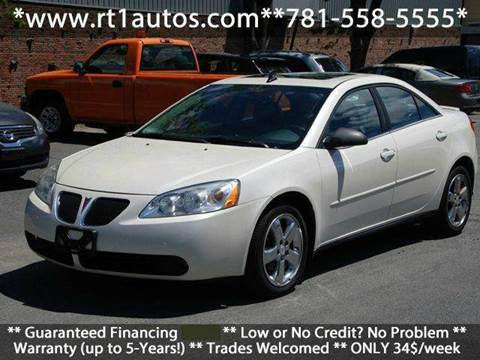 2009 Pontiac G6 for sale in Saugus, MA