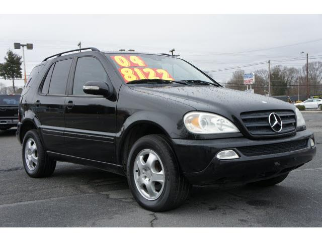 2004 mercedes benz m class ml350 awd 4matic 4dr suv. Black Bedroom Furniture Sets. Home Design Ideas