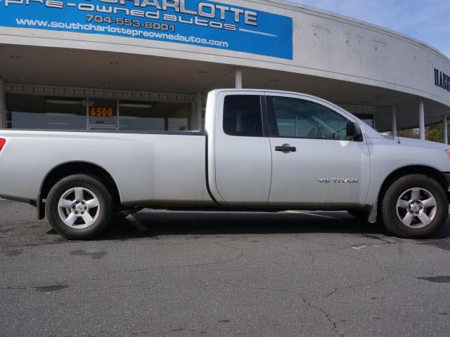 2008 Nissan Titan Le 4x2 4dr King Cab Long Bed In
