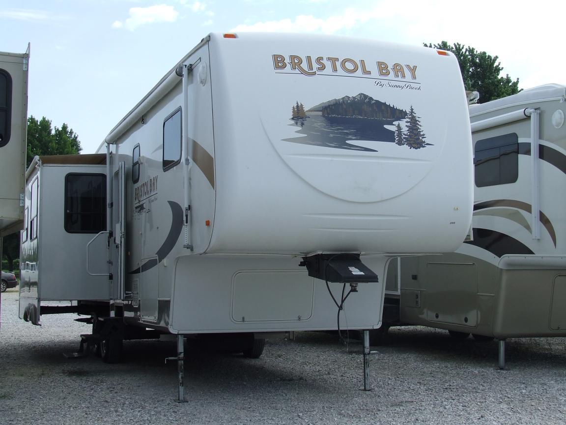 2008 Sunnybrook Bristol Bay 3450 TS