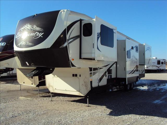 2014 Heartland RV Big Country 3700FL