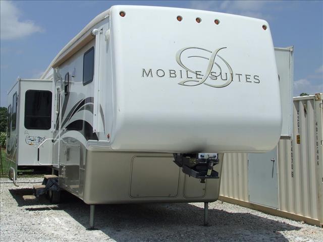 2008 DRV Luxury Suites Mobile Suites 38RL3