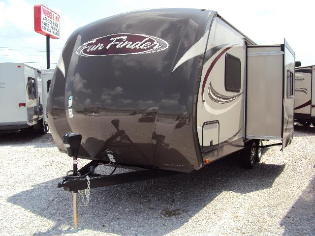 2014 Cruiser RV Fun Finder F-233RBS