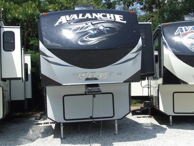 2015 Keystone Avalanche 361TG